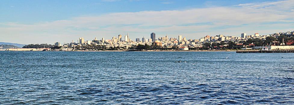 San Francisco Edge by Lorrie Morrison