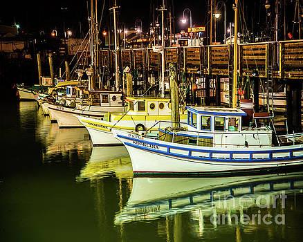 Michael Tidwell - San Francisco Fisherman