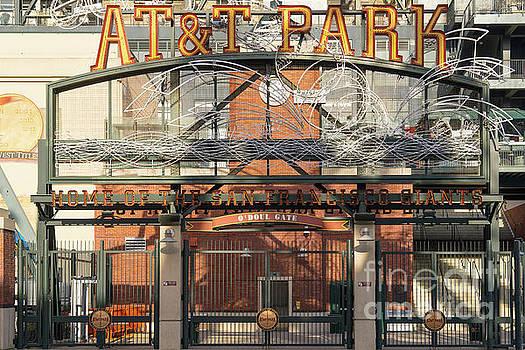 San Francisco Giants ATT Park Juan Marachal O'Doul Gate Entrance DSC5778 by San Francisco