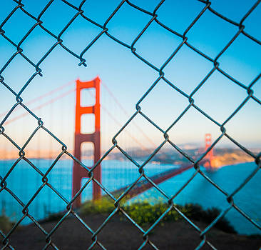 San Francisco Golden Gate Bridge by Cory Dewald