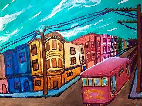 San Francisco by Israel Fickett