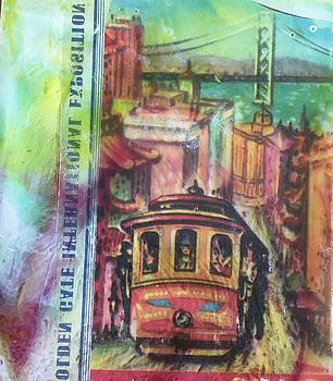 San Francisco by Marge Healy