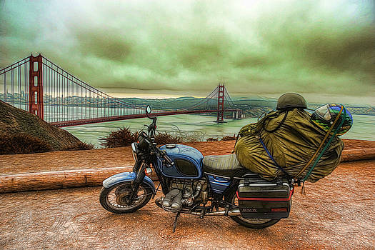 San Francisco Morning by Rich Beer