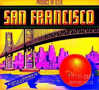 Peter Gumaer Ogden - San Francisco Oranges