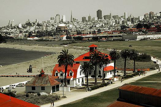 Art America Gallery Peter Potter - San Francisco Panorama 2015