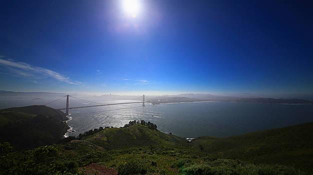 San Francisco Panorama by Sleepy Weasel