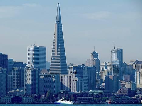 San Francisco by Phil Bearce