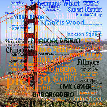 Wingsdomain Art and Photography - San Francisco Places To Visit The Golden Gate Bridge 20160201sq