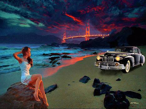San Francisco Sunrise by Michael Cleere