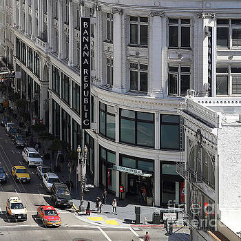 Wingsdomain Art and Photography - San Francisco Sutter Street East View 7D7509 square