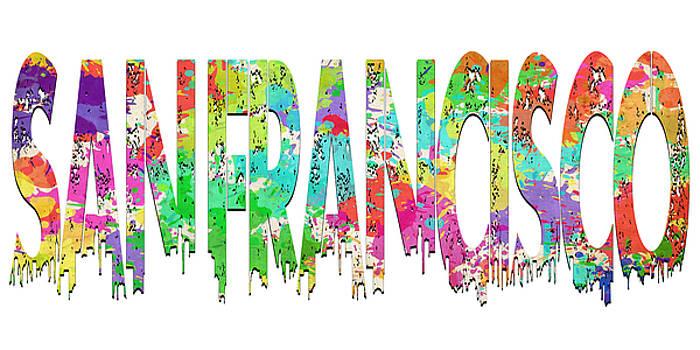 Ricky Barnard - San Francisco Typography