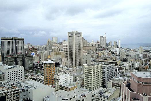 Robert Meyers-Lussier - San Francisco Wide View