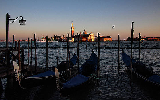 San Giorgio Maggiore at Dusk by Archaeo Images