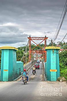 San Ignacio Hawkesworth Bridge by David Zanzinger