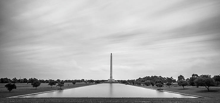 Todd Aaron - San Jacinto Monument Long Exposure