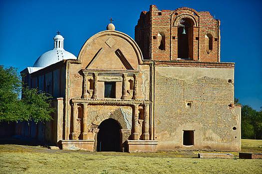 San Jose de Tumacacori by Richard Gehlbach