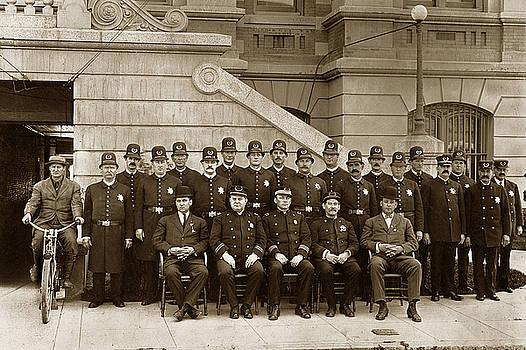 California Views Mr Pat Hathaway Archives - San Jose Police Department circa 1900