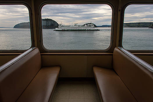 San Juan Islands Ferry Rides by Matt McDonald