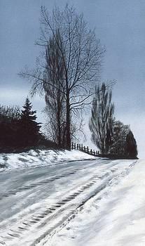 San Juan Snow by Laurie Stewart
