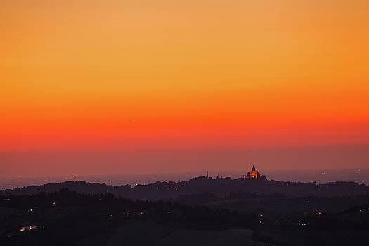 San Luca church by Cristian Mihaila