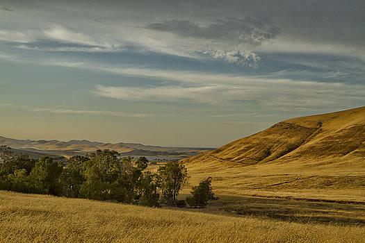 San Luis Reservoir 9891 by Tom Kelly