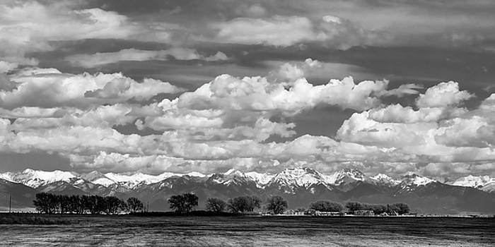 San Luis Valley by John McArthur