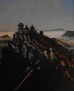 San Marino Italy by Patricia Hovey
