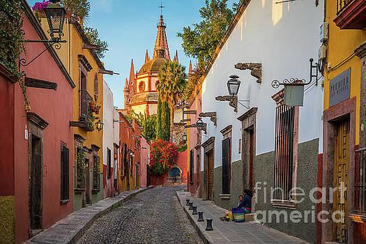 San Miguel Calle Bonita by Inge Johnsson