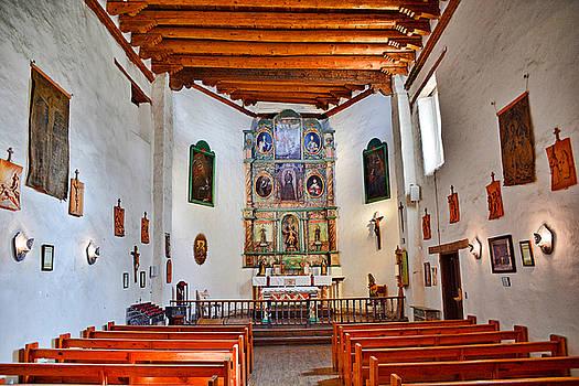 Robert Meyers-Lussier - San Miguel Chapel All Quiet