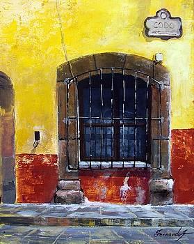 San Miguel memory  by Fernando Gonzalez