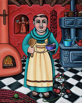 San Pascual Paschal by Victoria De Almeida