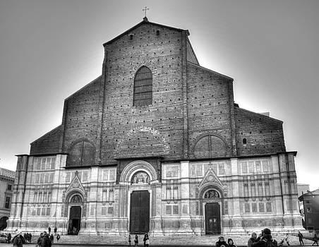 San Petronio Basilica by Bill Hamilton
