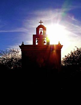 San Xavier Chapel by Terry Medaris