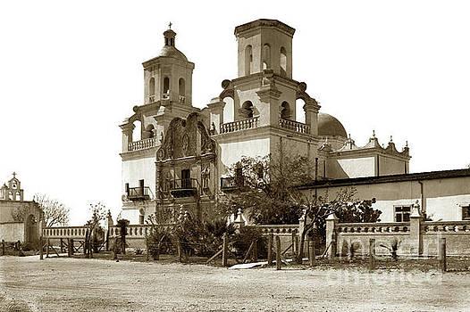 California Views Mr Pat Hathaway Archives - San Xavier Mission del Bac, near Tucson, Arizona