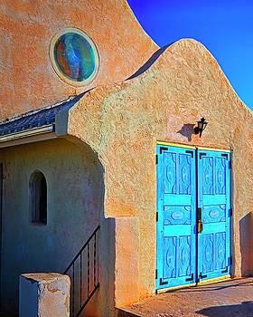 San Ysidro Catholic Church, San Yisidro, New Mexico by Flying Z Photography By Zayne Diamond