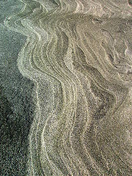 Joyce Dickens - Sand Abstract Two