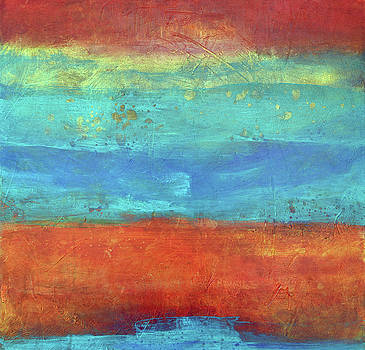 Sand and Sea I by Filomena Booth
