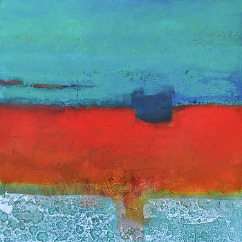 Sand and Sea III by Filomena Booth