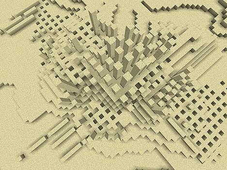 Sand Castle by Julio Lopez