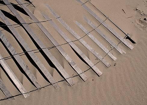 Sand Drift by Odd Jeppesen