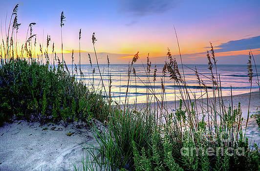 Dan Carmichael - Sand Dune Sunrise on the Outer Banks