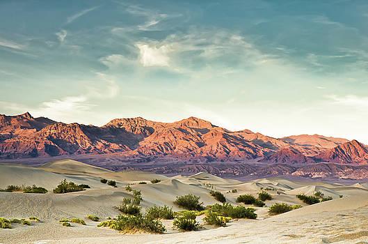 Sand Dunes by Marius Sipa