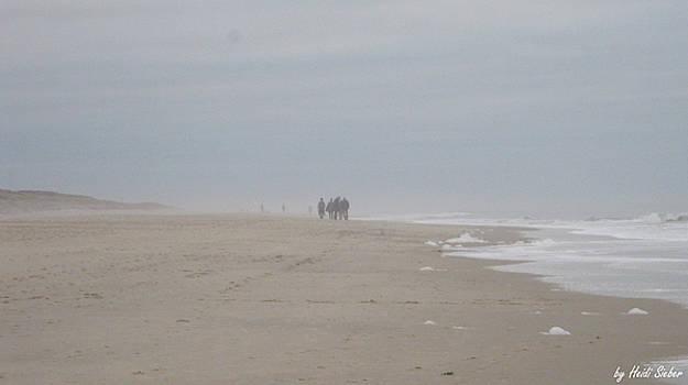 Heidi Sieber - Sand fog
