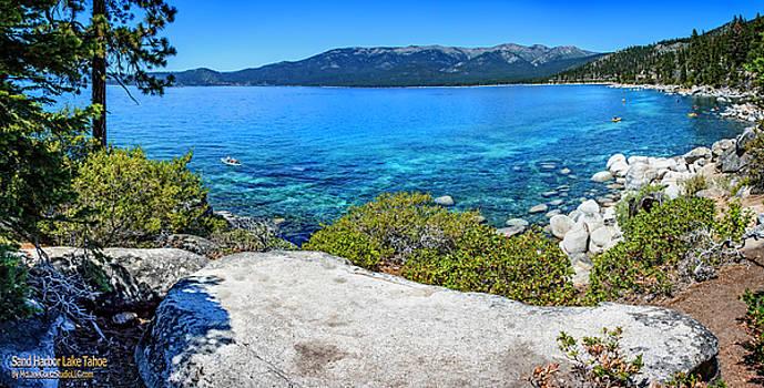 LeeAnn McLaneGoetz McLaneGoetzStudioLLCcom - Sand Harbor Lake Tahoe Panorama