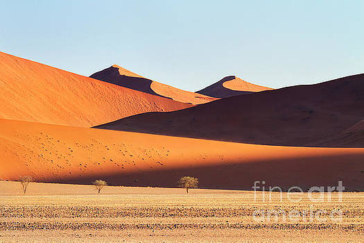 Sand Mountains by Richard Garvey-Williams