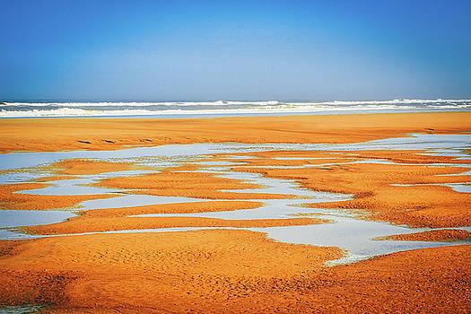 Sand Patterns No.2 by Bonnie Bruno