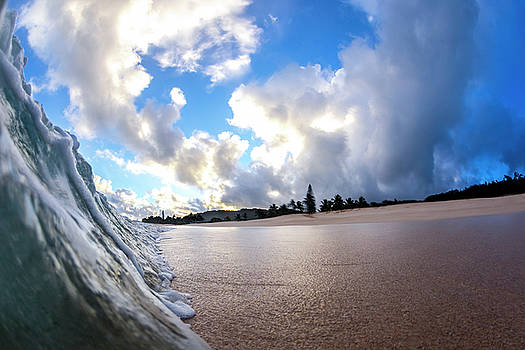 Sand Plow by Sean Davey