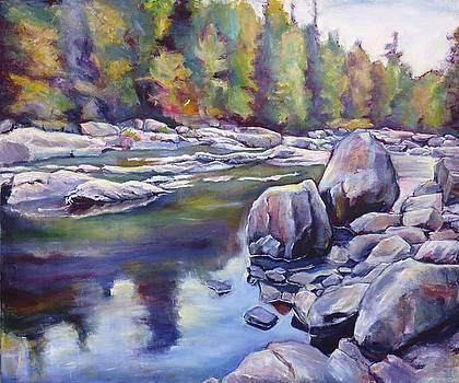 Sand River by Sheila Diemert