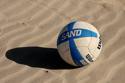 Art Block Collections - Sand Vollyball