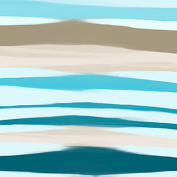 Sandbanks by Frank Tschakert